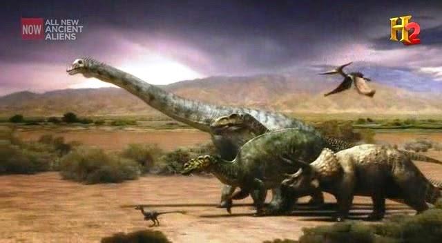 Aliens and Bigfoot Ancient Aliens Episodes