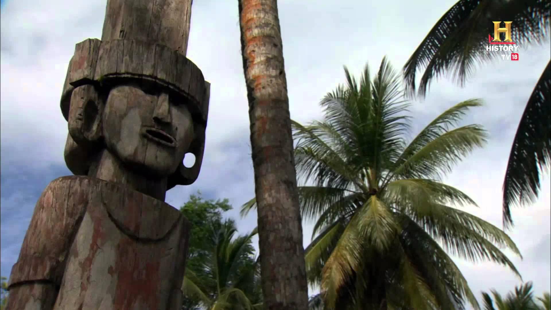 Aliens and Forbidden islands Ancient Aliens Episodes