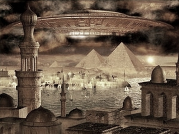 Ancient Astronaut Theory Michael Tellinger