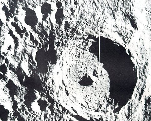 Apollo 16 Mare Crisium area Aliens On The Moon
