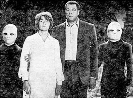 Betty and Barney Hill The UFO Incident (1975)