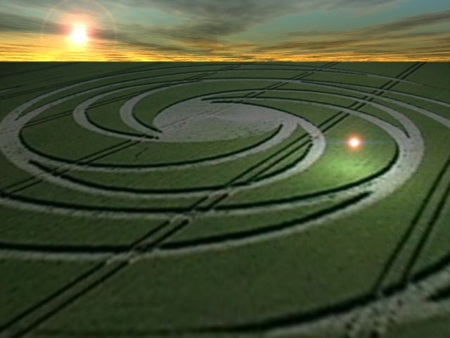 Evidence That Proved Alien Make The Crop Circles