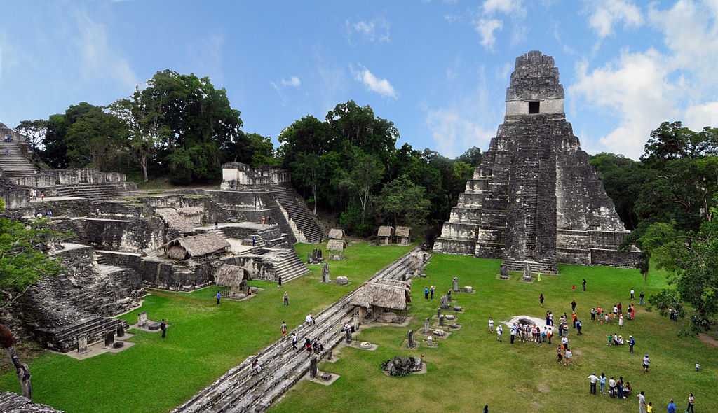 Mayan civilization Built By Ancient Aliens