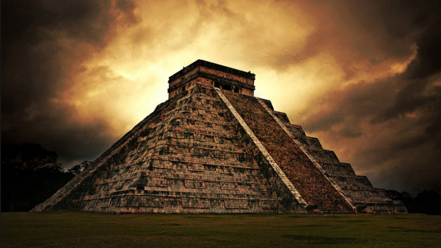 Mayans Ancient Civilizations Aliens