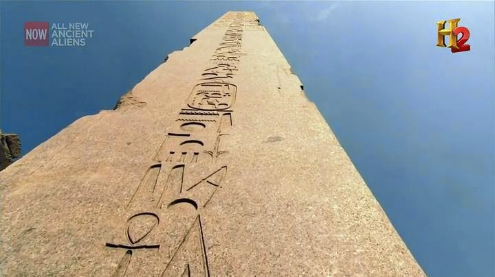 Mysterious structures Ancient Aliens Episodes