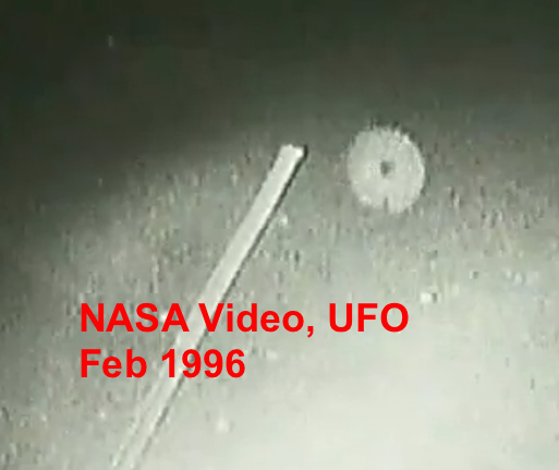 NASA UFO aliens on the moon