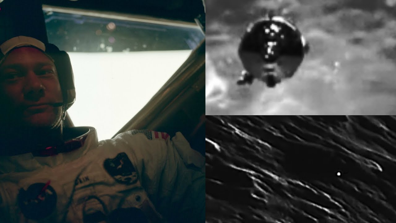 Photographs taken by Apollo astronauts Aliens On The Moon