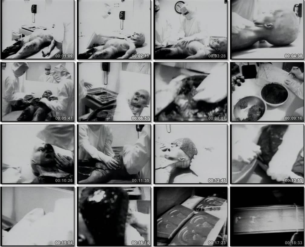 Proof of The Alien Autopsy Video Was Hoax