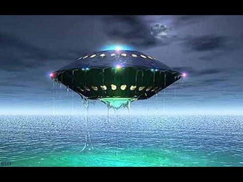 Santa Catalina underwater UFO