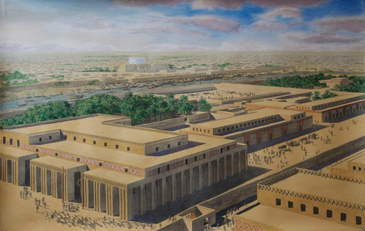 Sumerian civilization Built By Ancient Aliens