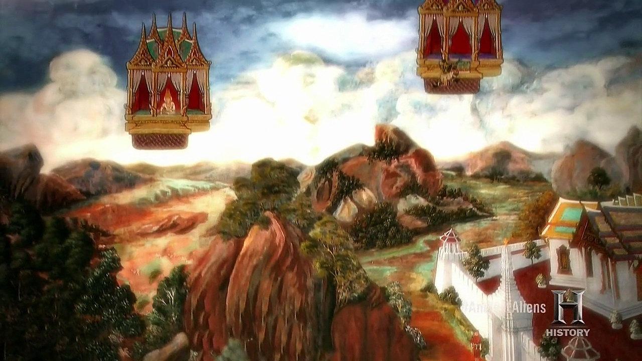 The Vanishings Ancient Aliens Episodes