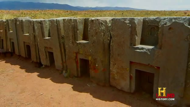 The mystery of Puma Punku Ancient Aliens Episodes