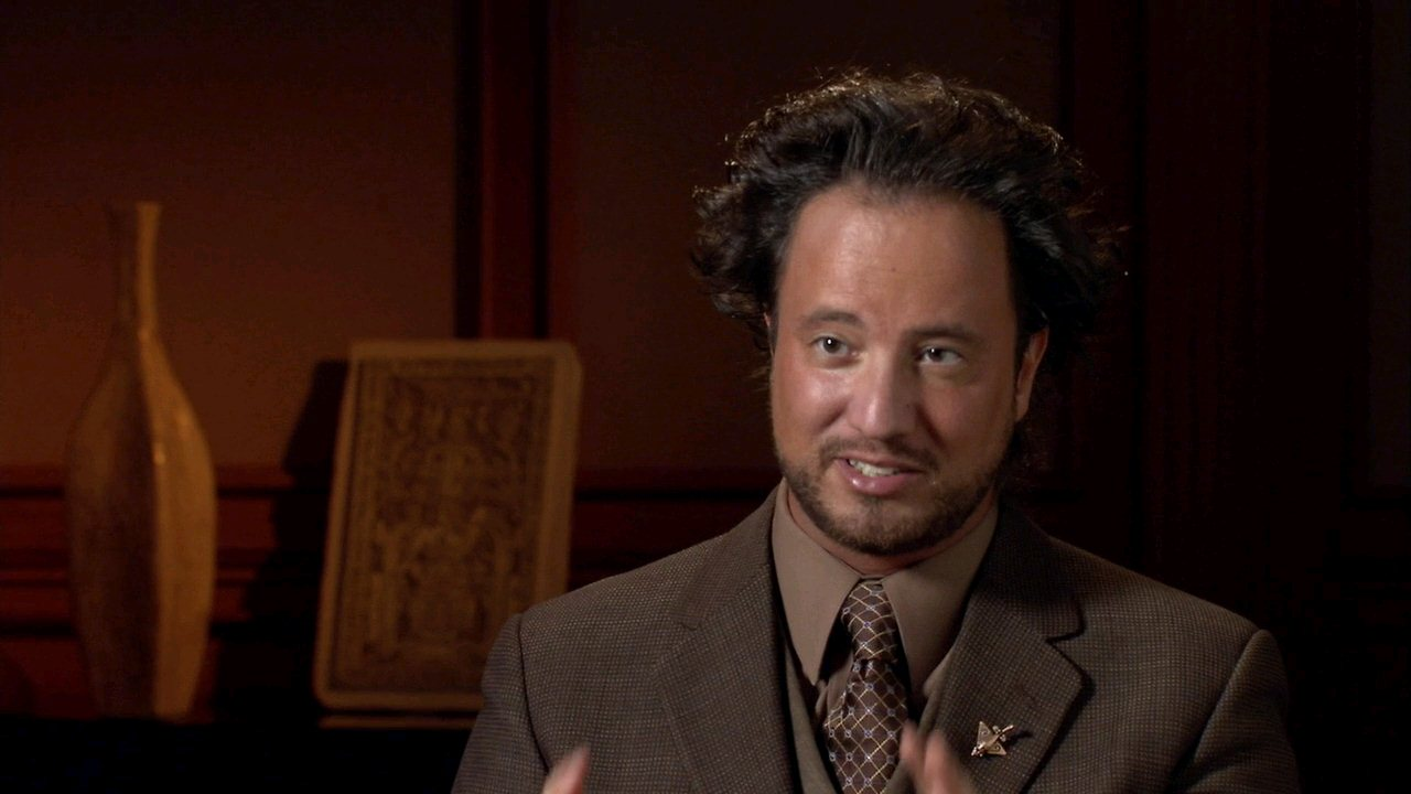 Things That The Ancient Aliens Guy Taught Us