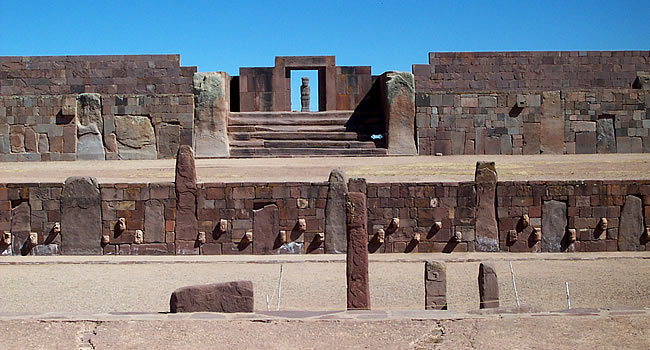 Tiwanaku & Egypt Ancient Civilizations Aliens