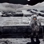 Top 10 Evidences Of The Aliens On The Moon Proof