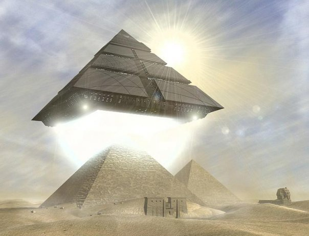 Top 10 Evidences Of The Ancient Astronaut Theory Proof