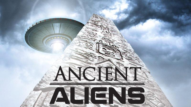Top 10 Interesting Ancient Aliens episodes