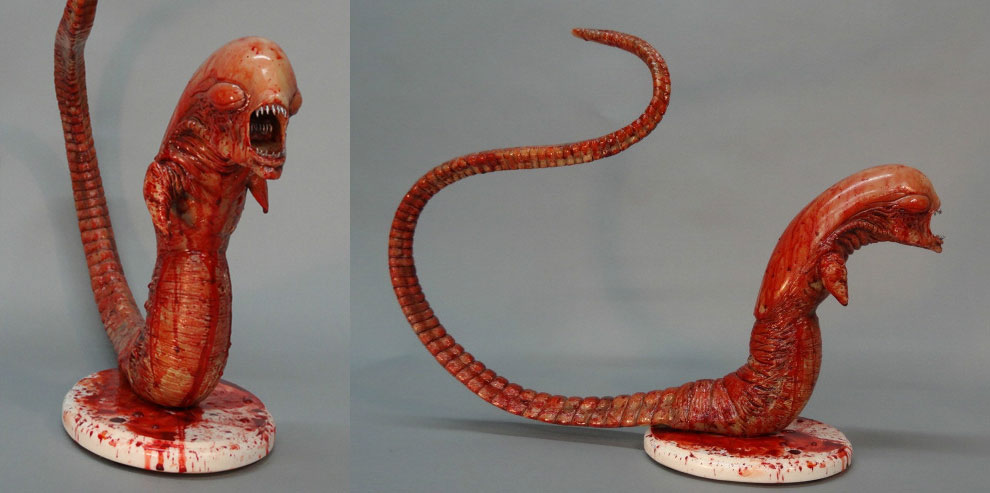 What Is The Alien Chestburster And Why it Always shows In The Alien Movies