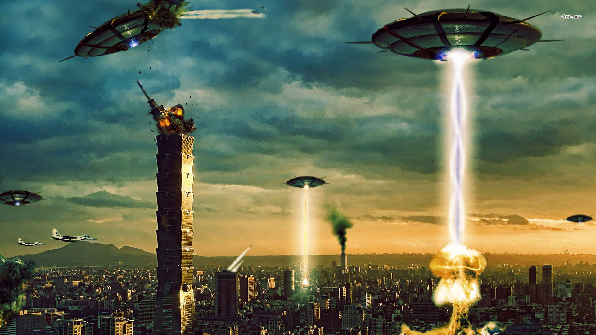 Will aliens attack earth Did NASA Confirm the alien invasion