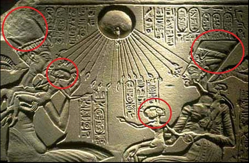 aliens in the Sumerian Gods