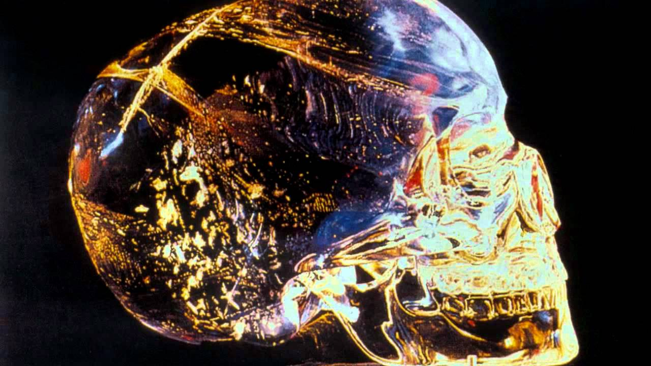 crystal skulls Ancient Aliens Debunked
