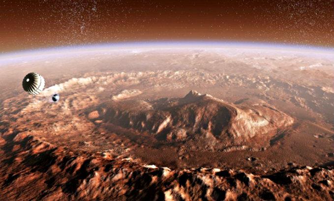 10 Evidences Proof Of Aliens On Mars