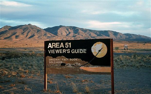10 Evidences Prove The Area 51 Aliens Are Real