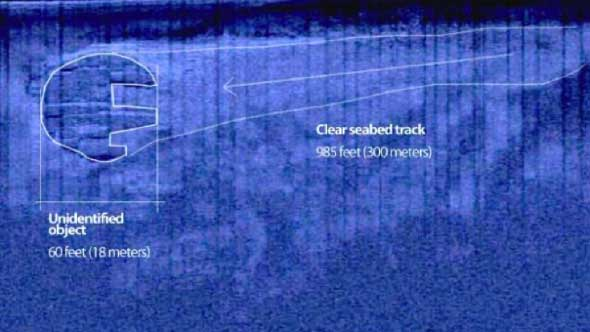 14000 Years Old Underwater UFO drag