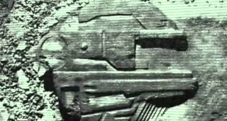 14000 Years Old Underwater UFO