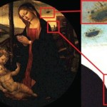 Top 7 Alien Evidences Of The Madonna With Saint Giovannino