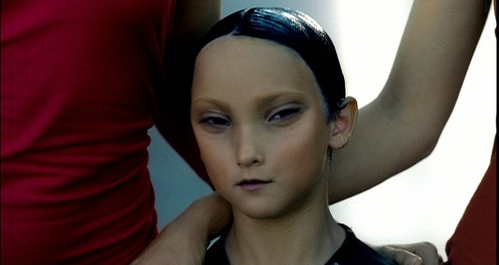 Alien Human Hybrid Characteristic