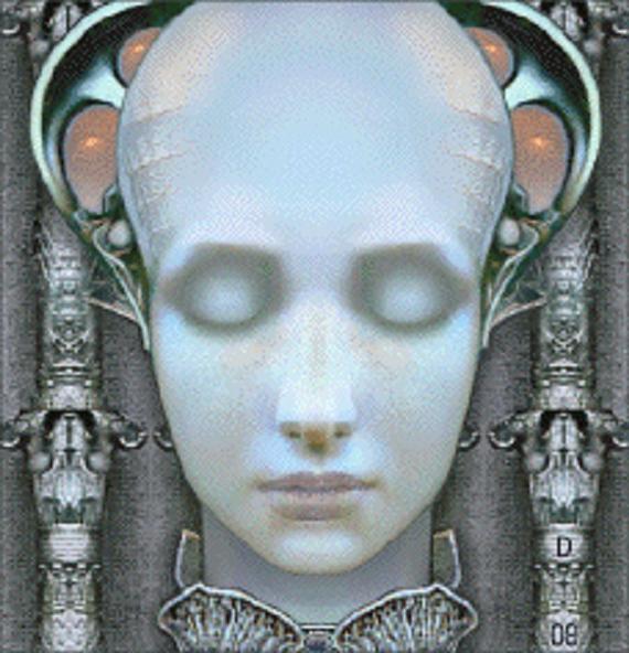 Andromedans Aliens