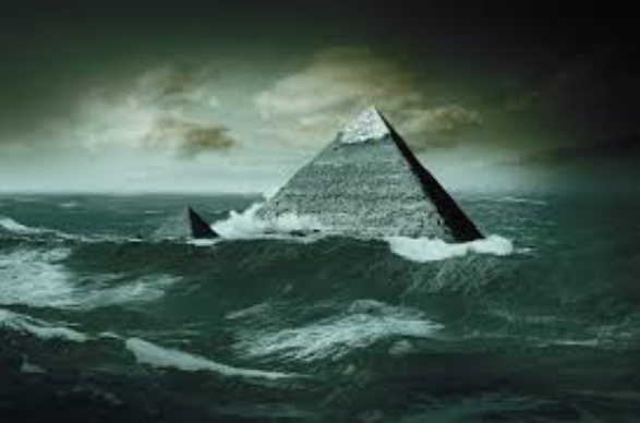 Bermuda triangle great pyramids
