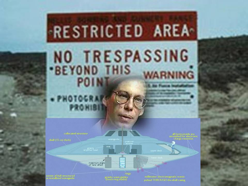 Bob Lazar area 51 UFO engineer