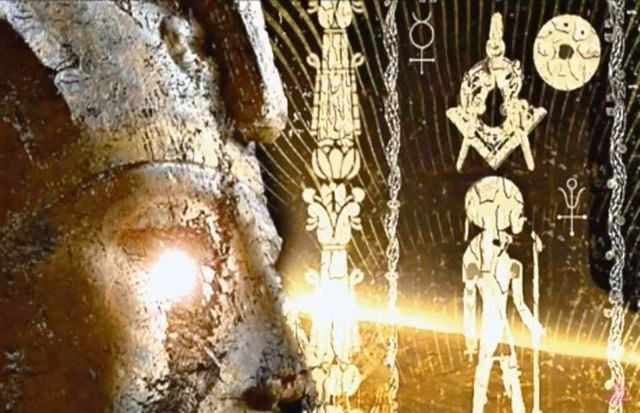 Indian epics Reptilian Aliens
