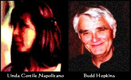 Linda Napolitano aka Linda Cortile Fourth Kind True Story