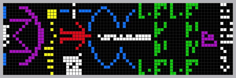 Mathematical language communicate with aliens