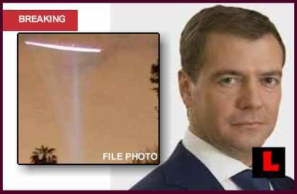 Medvedev alien