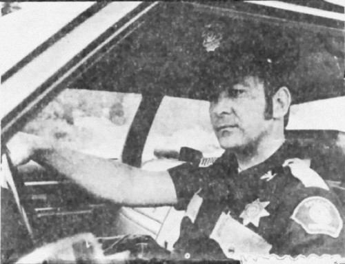 Patrolman Herb Schirmer Police Officer
