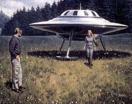 Pleiadian Aliens