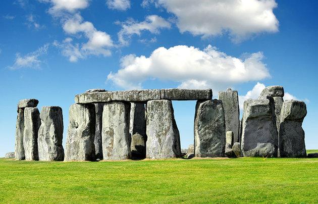 Stonehenge of England