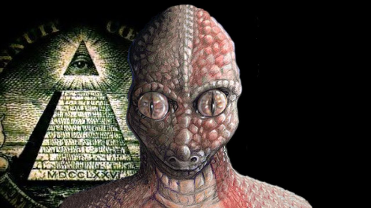 Top 10 Proof Of Reptilian Aliens Among Us