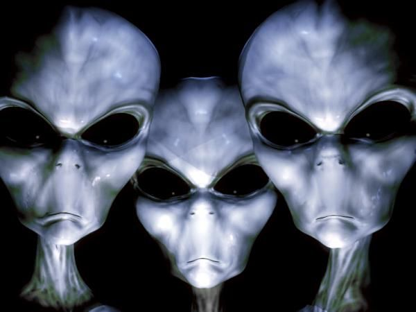 Zeta Reticulans or Greys Aliens