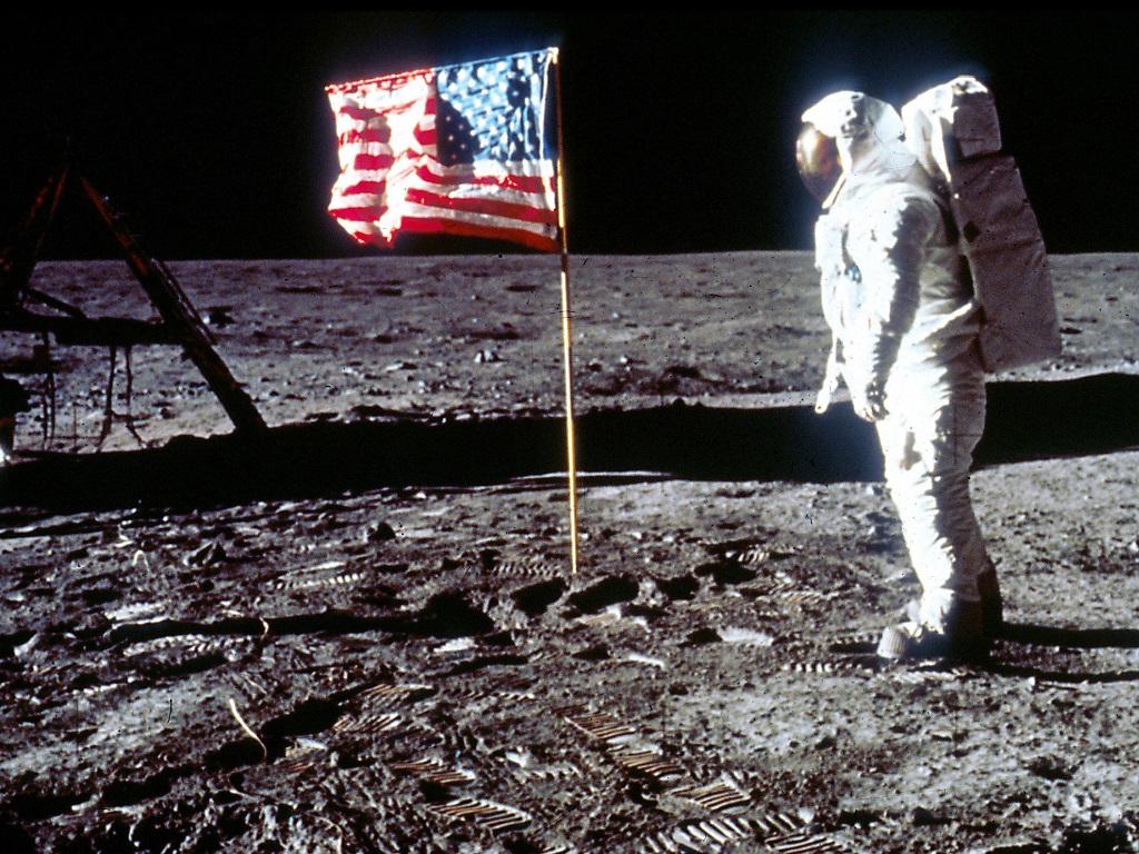 illuminati moon landing