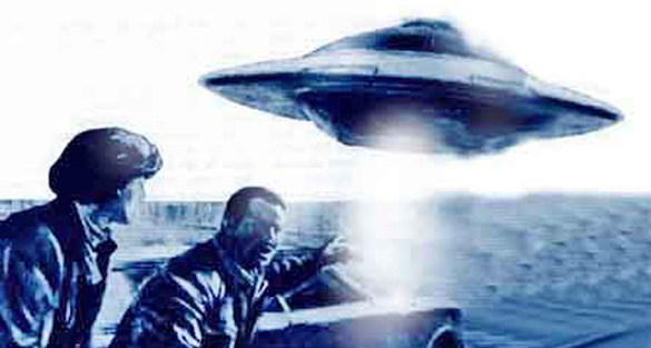 The Wildest UFO Tale of All