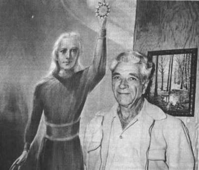 George Adamski Nordic Aliens