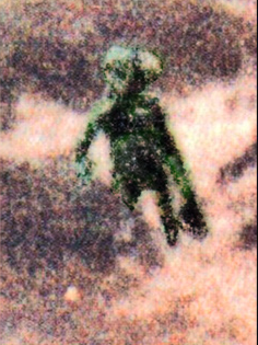 Little Green Men In 1955