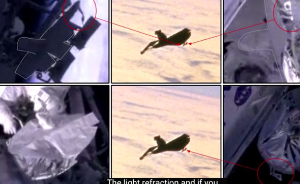 The Black Knight Satellite Debunked