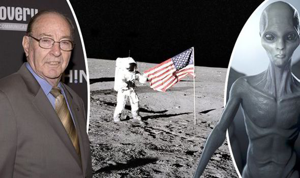 Edgar Mitchell aliens in government