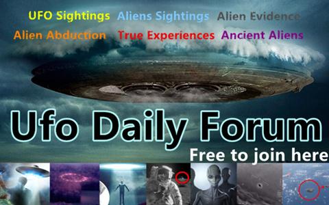 Ufo Daily Forum